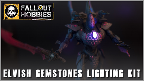 Elvish Gemstone LED Lighting Kit