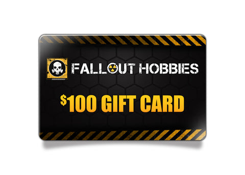Black Friday Gift Card Special - $100 for $50