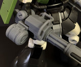 Mecha Gatling Gun Arm 1/144