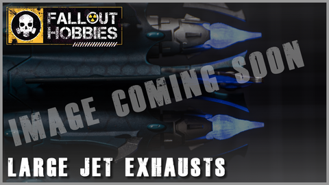 Large Jet Exhaust LED Lighting Kit