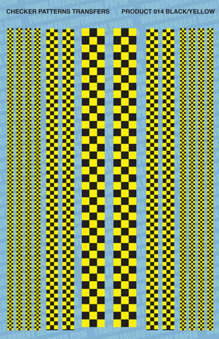 Checker Patterns Color 1