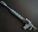 Origins Style Mecha Sniper Rifle 1/100