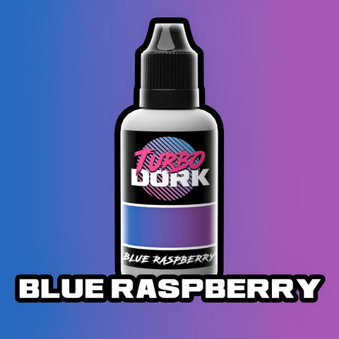 Blue Raspberry Turboshift Acrylic Paint 20ml Bottle