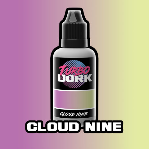 Cloud Nine Turboshift Acrylic Paint 20ml Bottle