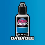Da Ba Dee Metallic Acrylic Paint 20ml Bottle