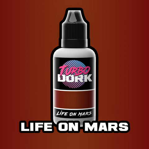 Life On Mars Metallic Acrylic Paint 20ml Bottle