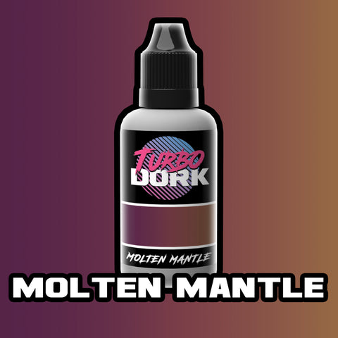 Molten Mantle Turboshift Acrylic Paint 20ml Bottle