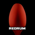 Redrum Metallic Acrylic Paint 20ml Bottle