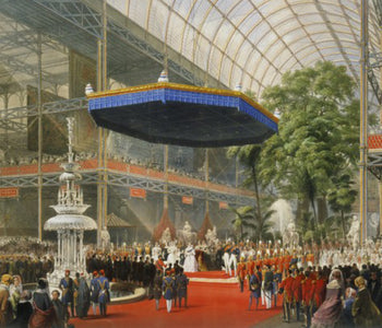The Great Exhibition, The First Ever Exhibition in The World