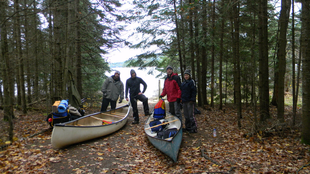 Cruising Canoes: Customer Appreciation and 2017 Kickoff