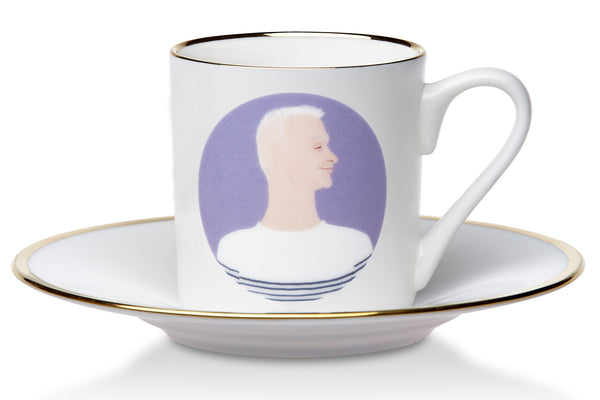 Fashion Espresso Cup Jean Paul