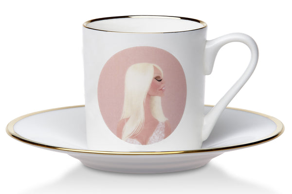 Fashion Espresso Cup Donatella