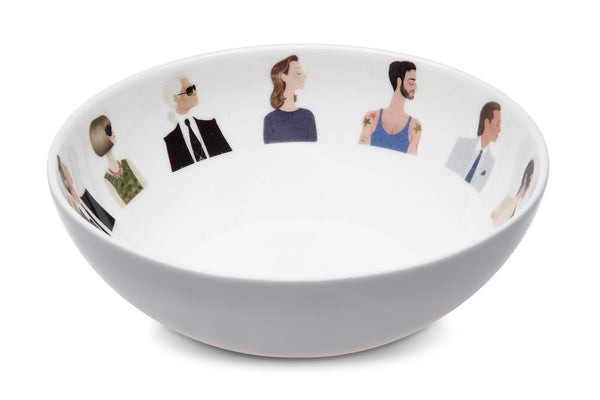 Fashion Cereal Bowl
