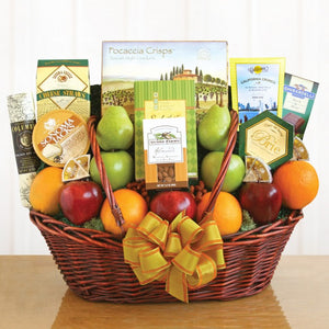 Fruit & Cheese Gifts