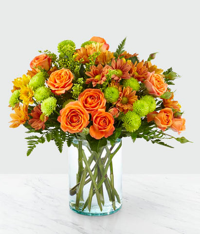 The Autumn Delight Bouquet