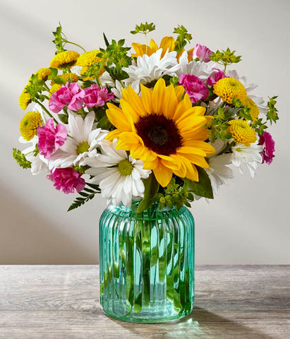 The Sunlit Meadows Bouquet by Better Homes and Gardens