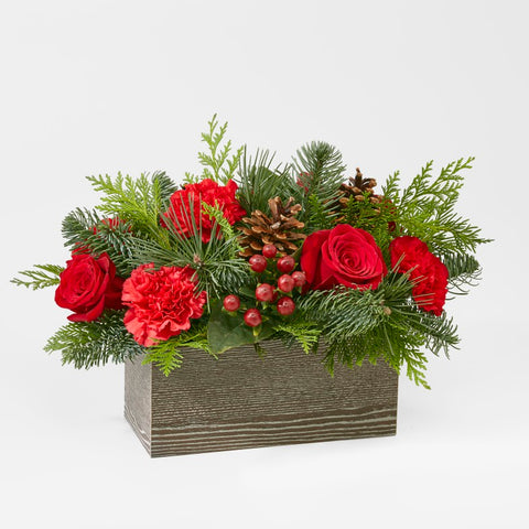 The Christmas Cabin Bouquet