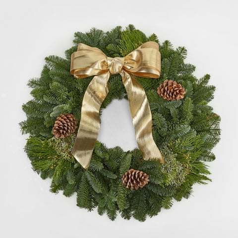 The Shimmer & Glimmer Wreath
