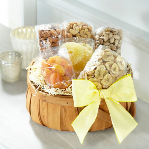The Dried Fruit and Nuts Basket