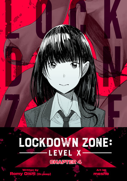 Lockdown Zone: Level X, Chapter 4