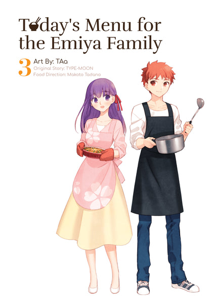 Today's Menu for the Emiya Family, Volume 3