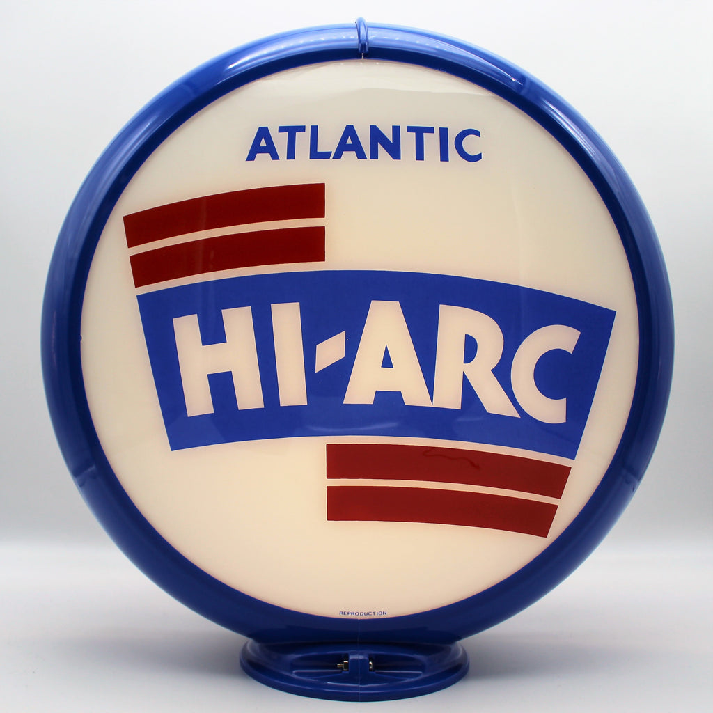 ATLANTIC HI-ARC Gas Pump Globe