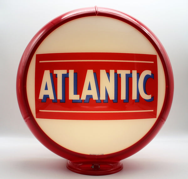 ATLANTIC Gas Pump Globe