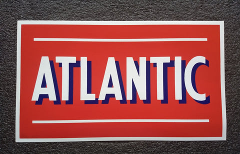ATLANTIC DECAL 7.5