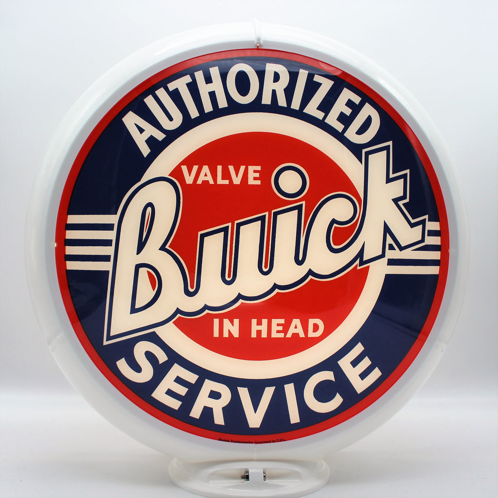 BUICK AUTHORIZED SERVICE 13.5