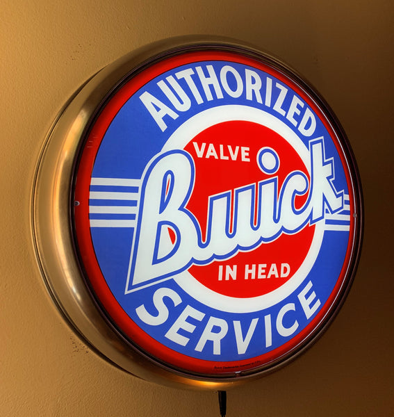 LED Wall Mount - Buick Sales & Service