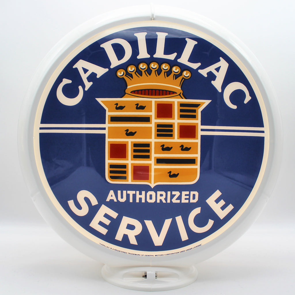 CADILLAC AUTHORIZED SERVICE 13.5