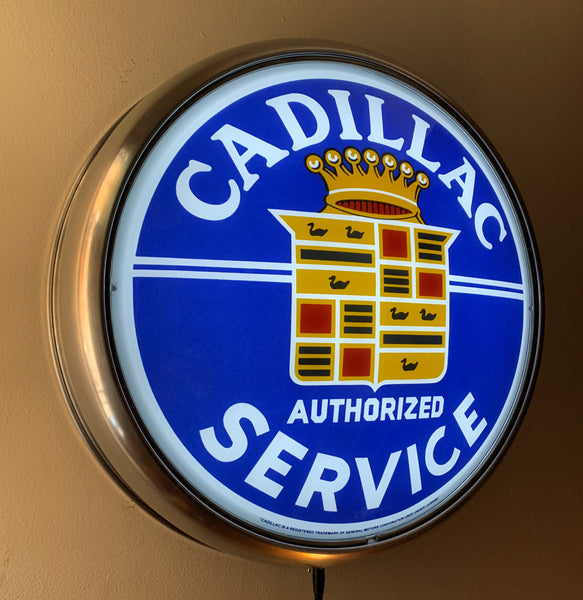 LED Wall Mount - Cadillac Service