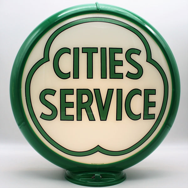 CITIES SERVICE GREEN 13.5