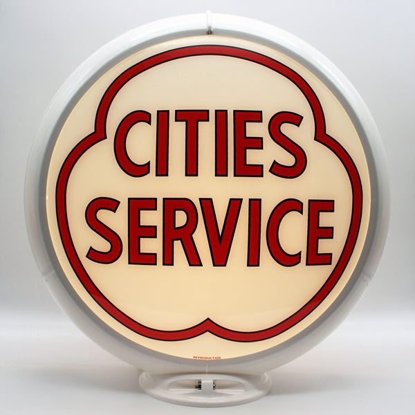 CITIES SERVICE RED 13.5