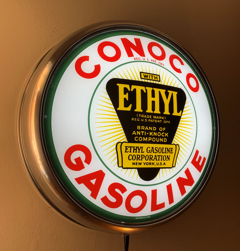LED Wall Mount - Conoco Ethyl