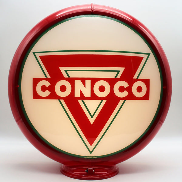 CONOCO RED TRIANGLE 13.5