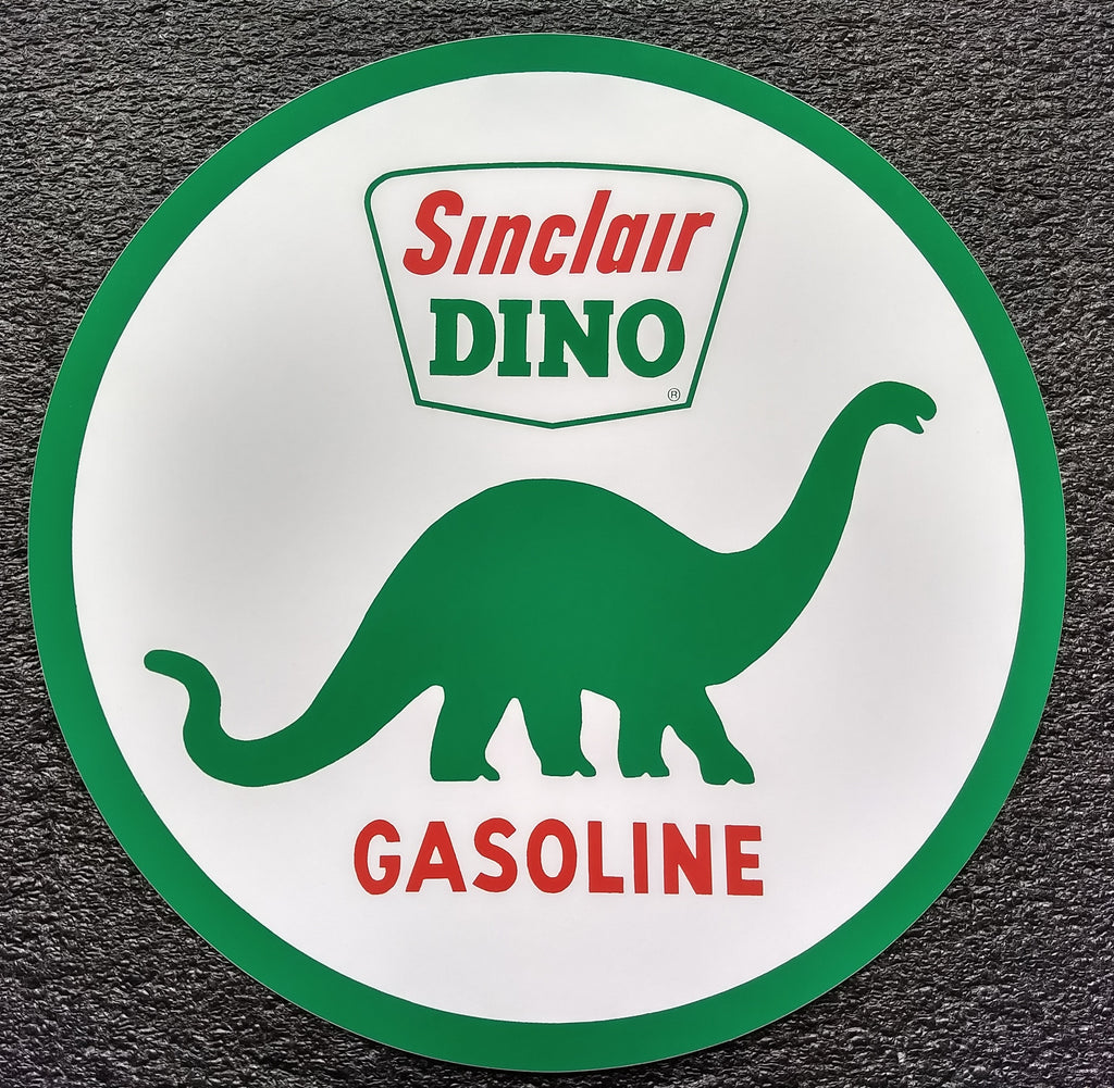 SINCLAIR (Large Animal) DECAL-12