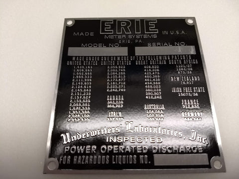 ERIE ID Tag