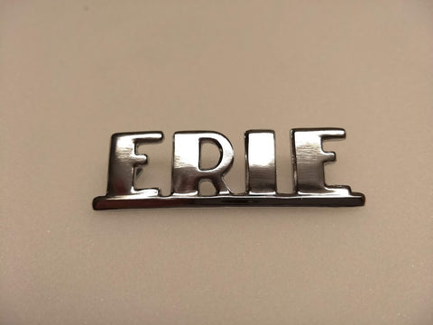 Erie Name Tag Model 77 & Others
