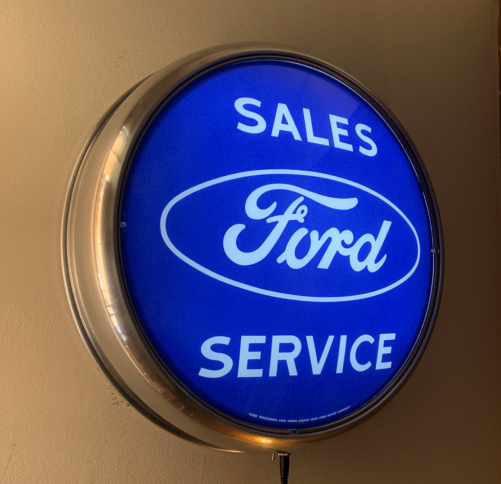 LED Wall Mount - Ford Sales & Service