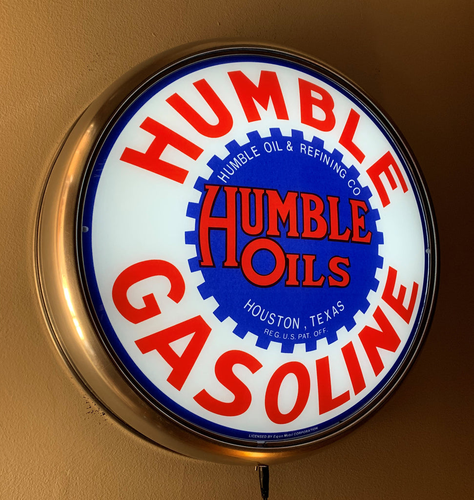 LED Wall Mount - Humble Gasoline