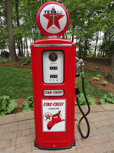 Fire Chief Tokheim 39 Reproduction Gas Pump