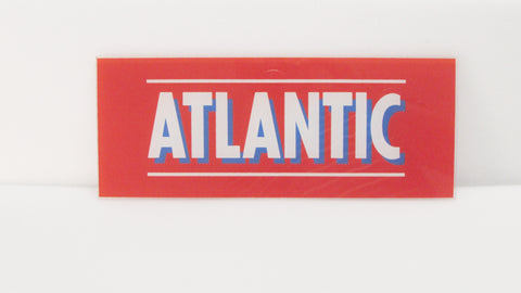 ATLANTIC Ad Glass Panel