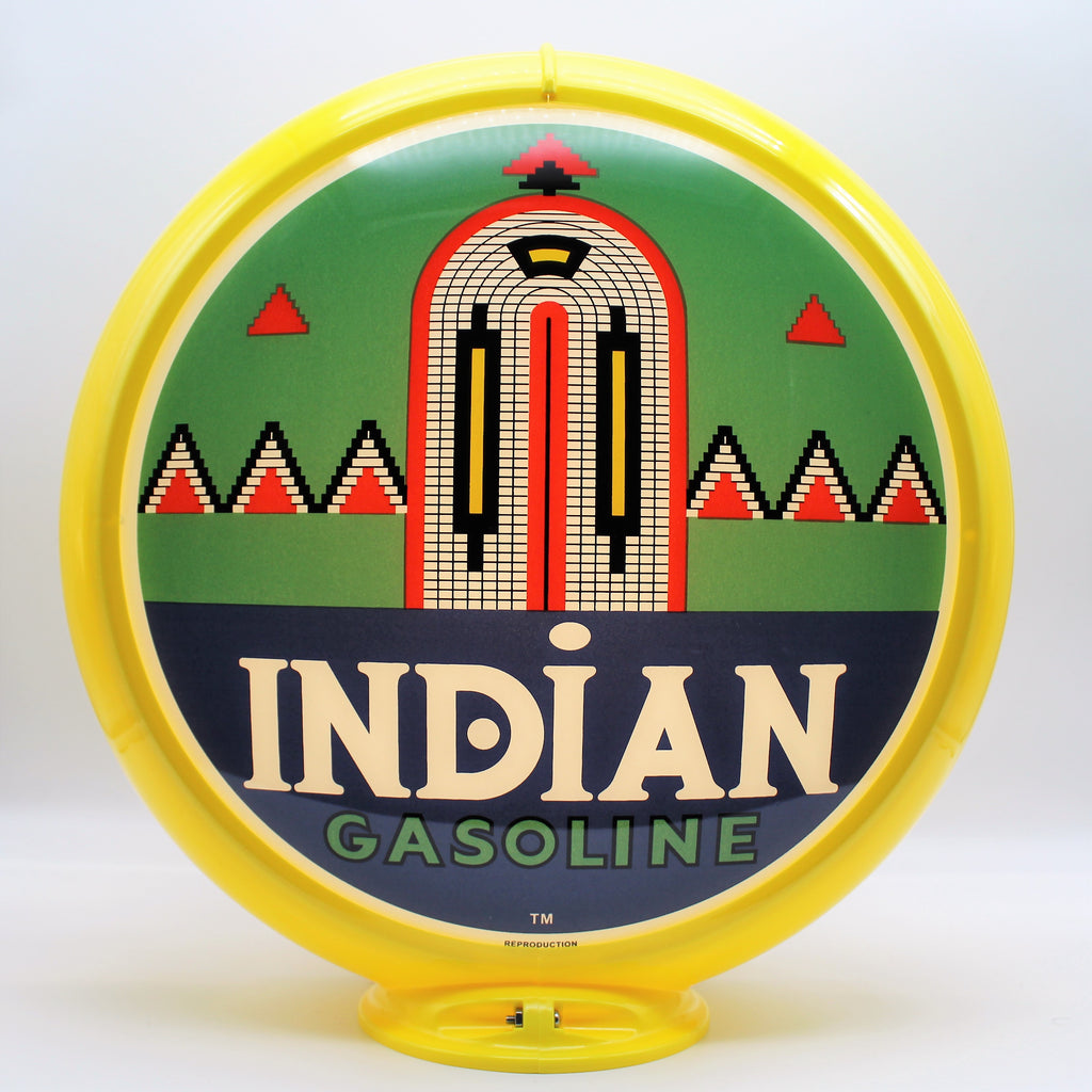 INDIAN GASOLINE WITH ARCH 13.5
