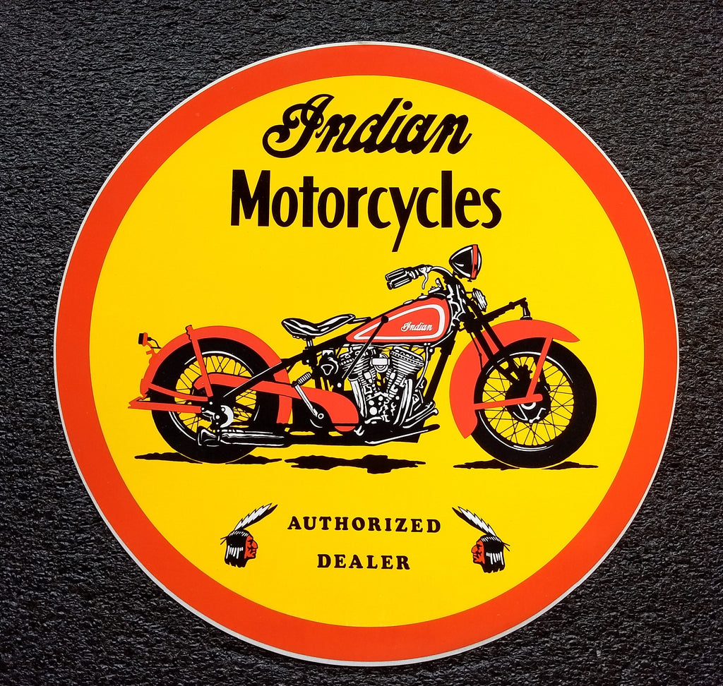 INDIAN MOTORCYCLES - 12