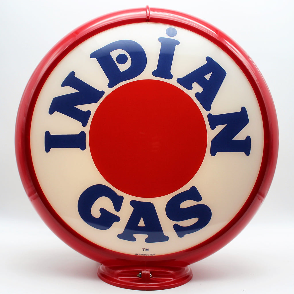 INDIAN GAS RED DOT 13.5