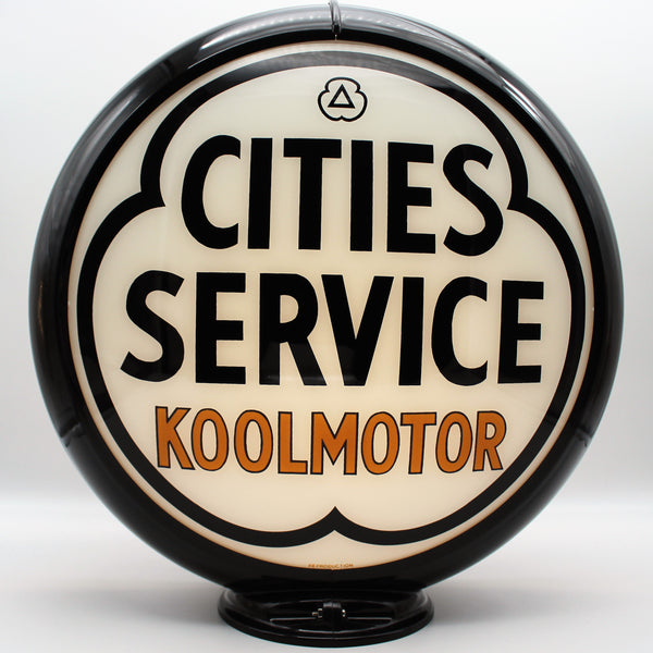 CITIES SERVICE KOOLMOTOR Gas Pump Globe