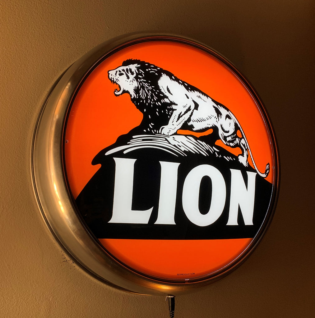 LED Wall Mount - Lion