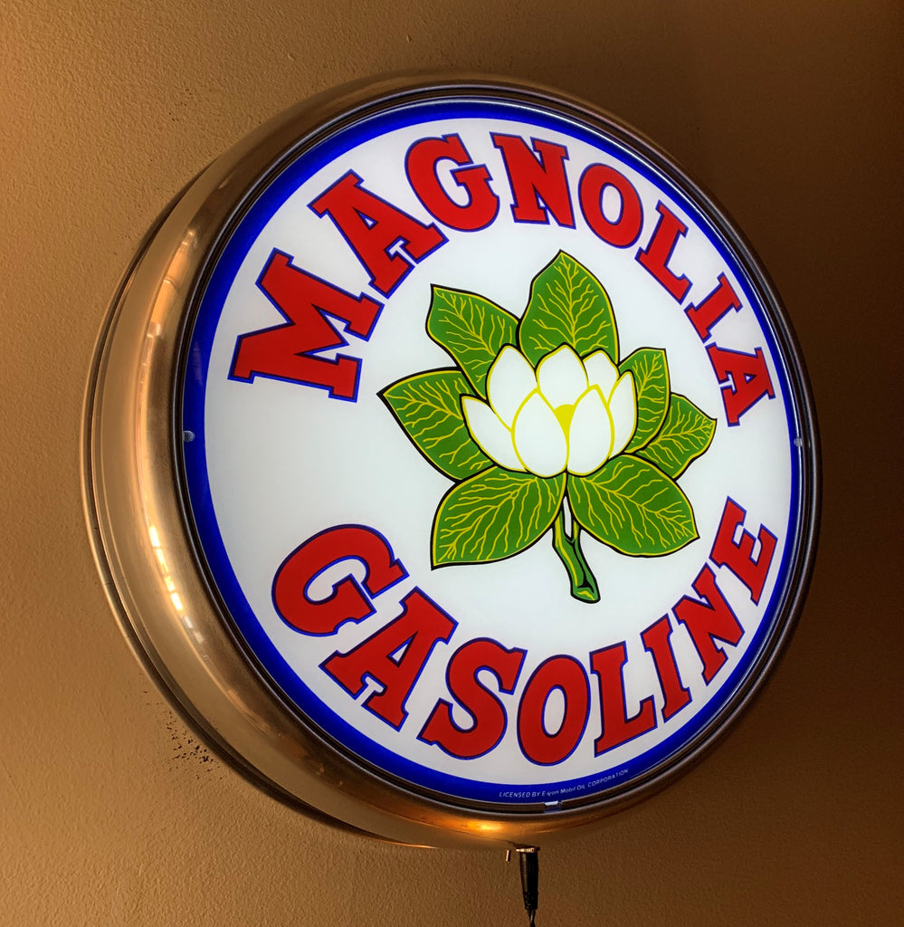 LED Wall Mount - Magnolia Gasoline
