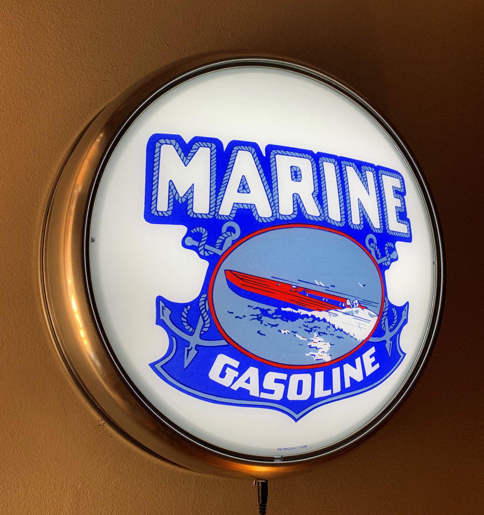 LED Wall Mount - Marine Gasoline